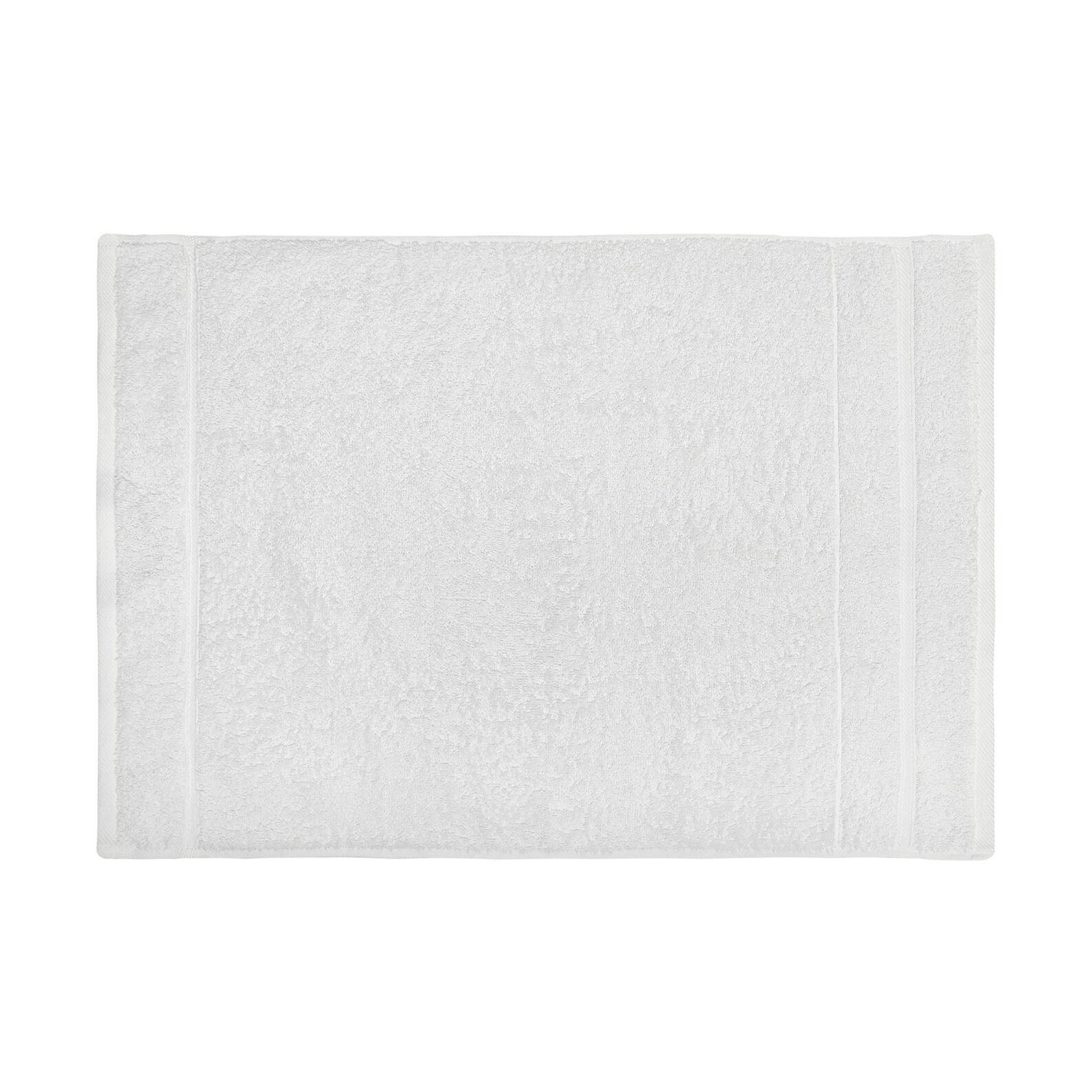 Solid colour cotton terry towel