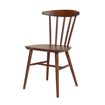 Lolita solid beech chair