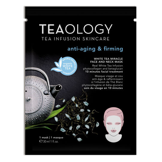 White Tea Miracle Face and Neck Mask Anti-aging & Firming 30 ml