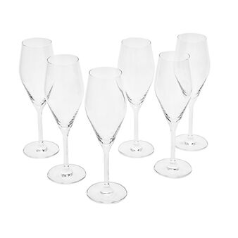 Set of 6 Audience flutes