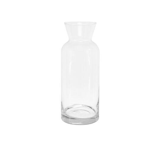 Clear glass jug 1 L