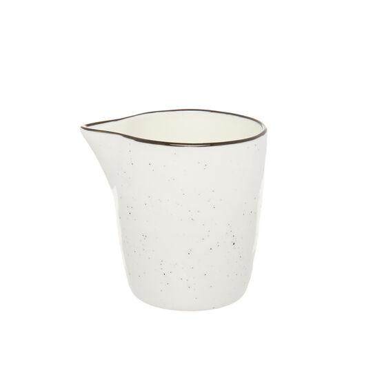 Ginevra porcelain milk jug