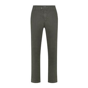 JCT stretch cotton chino trousers