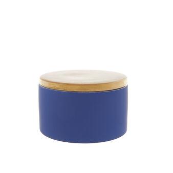 Soft touché effect ceramic box.