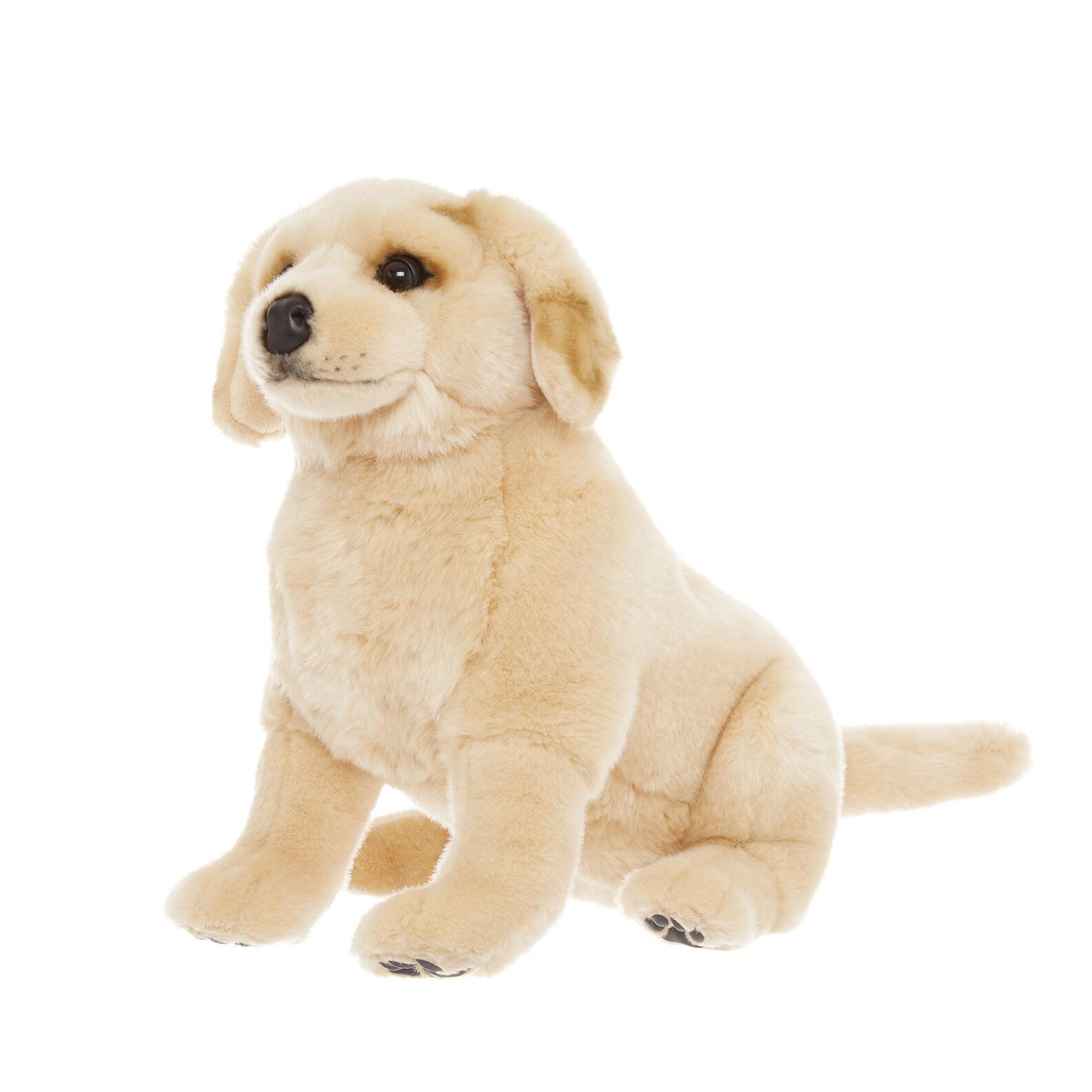 Golden Retriever soft toy