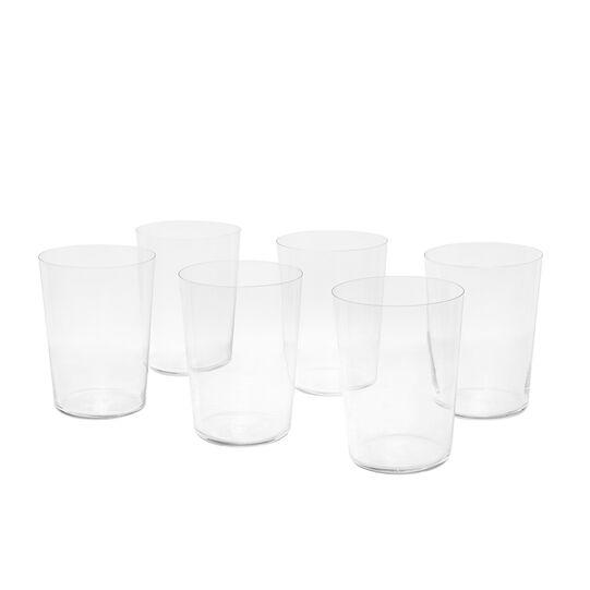 Set of 6 Starck drinking glasses