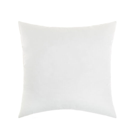 Square pillow in microspheres