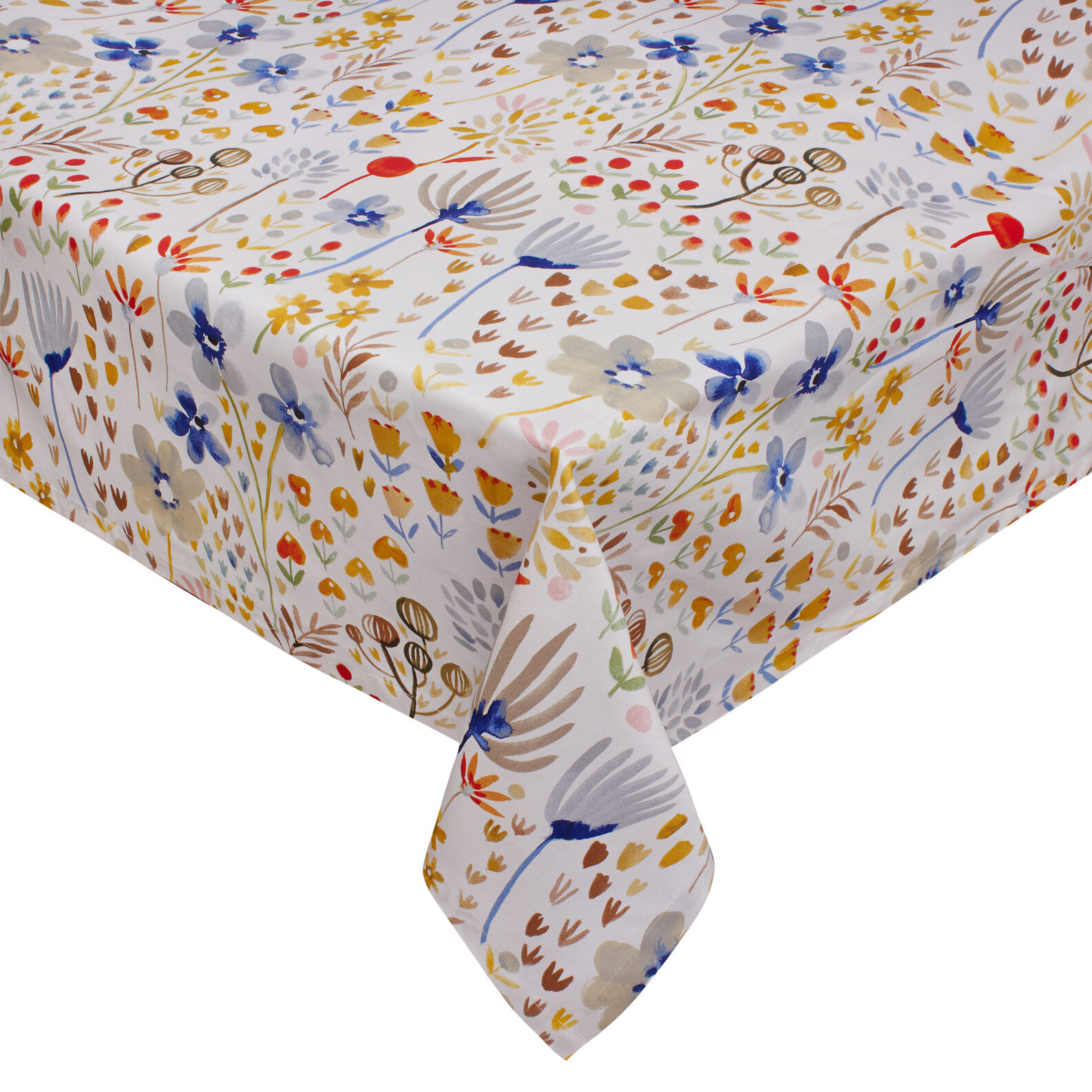 Naif tablecloth in 100% cotton