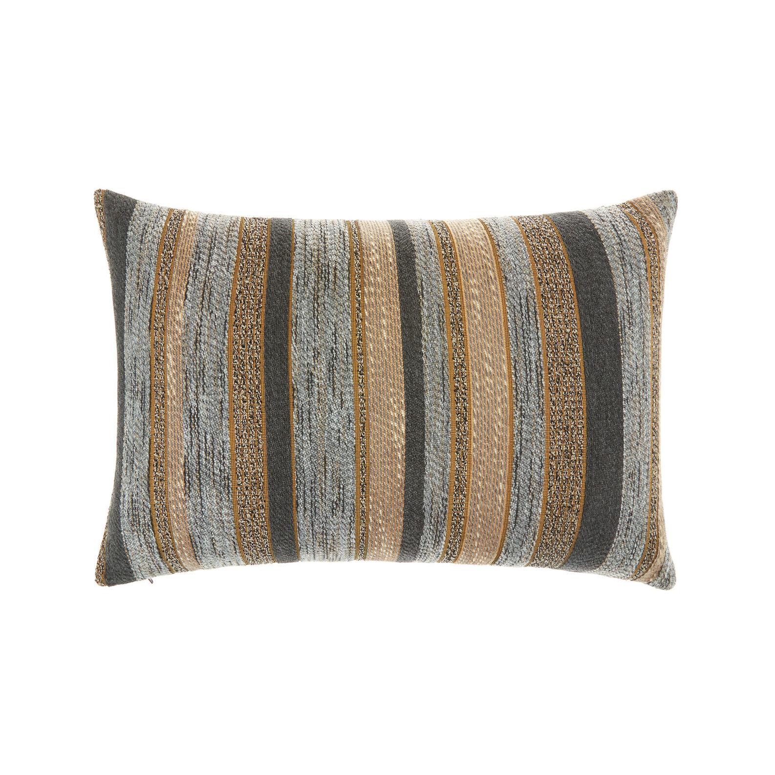 Jacquard weave cushion 35x55cm