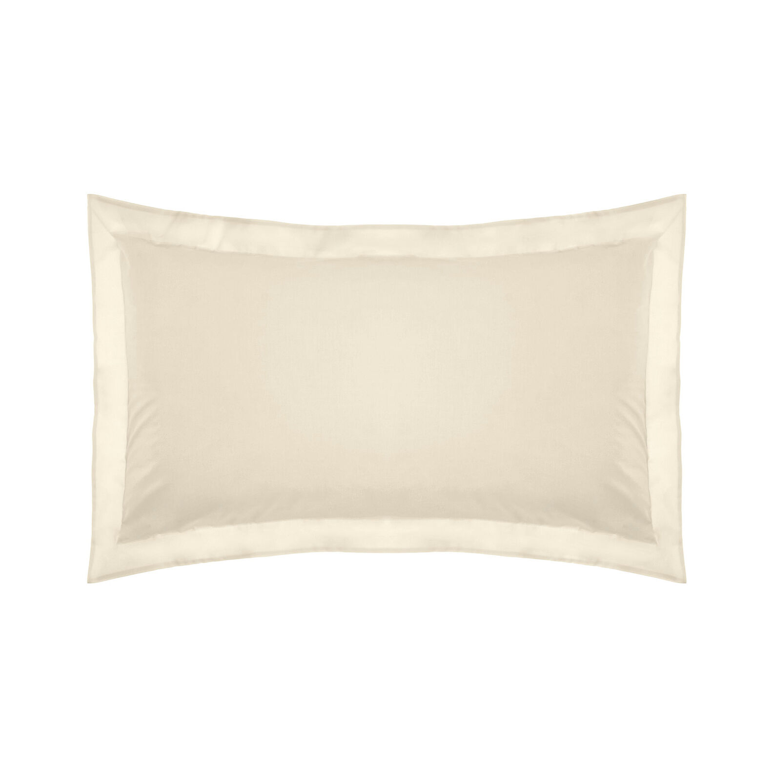 Portofino pillowcase in 100% cotton with hemstitching