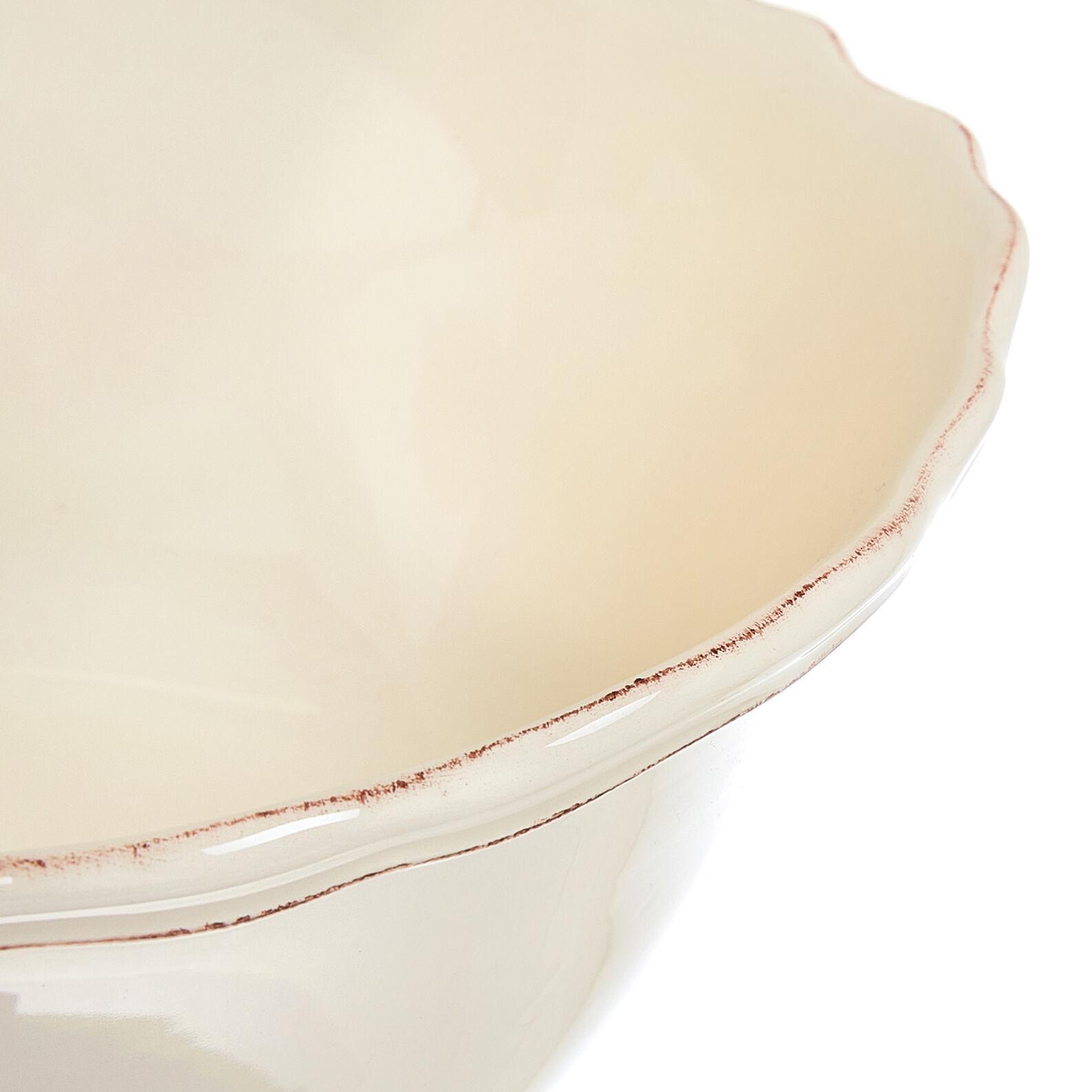 Dona Maria ceramic salad bowl