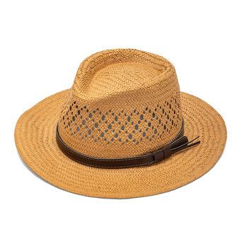Cappello stile panama in paglia