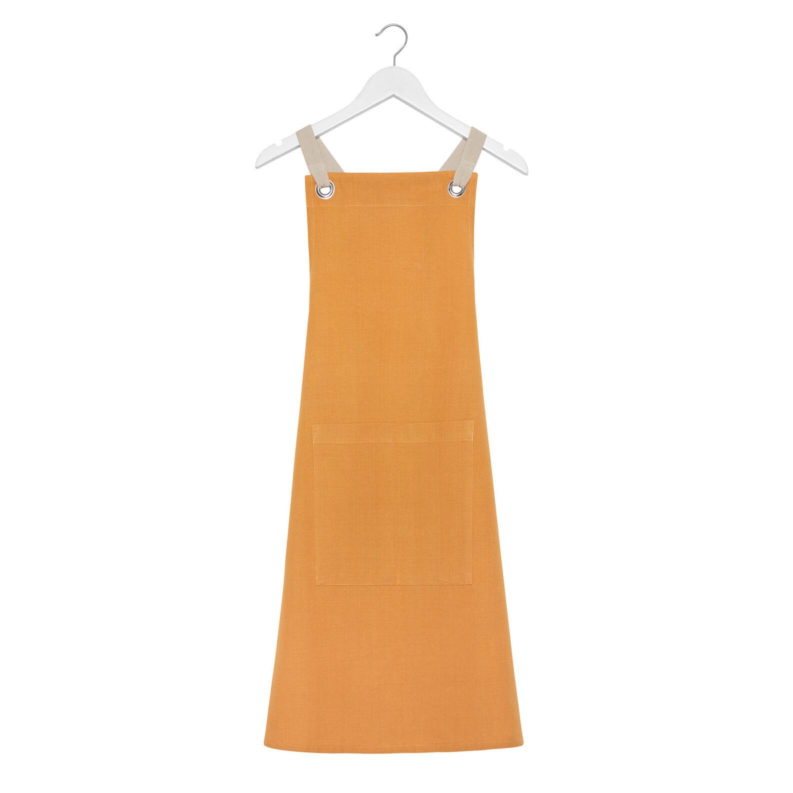Solid colour 100% cotton apron