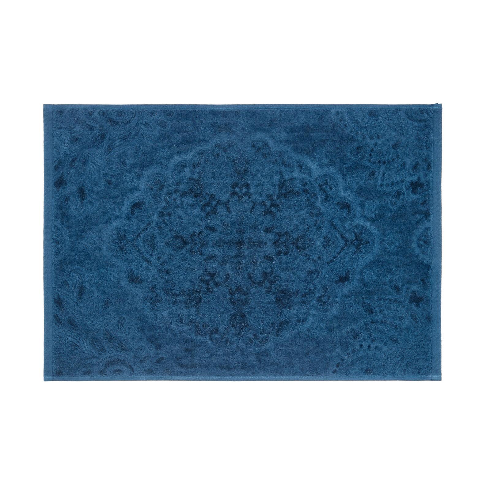 Asciugamano cotone lavorazione jacquard damasco