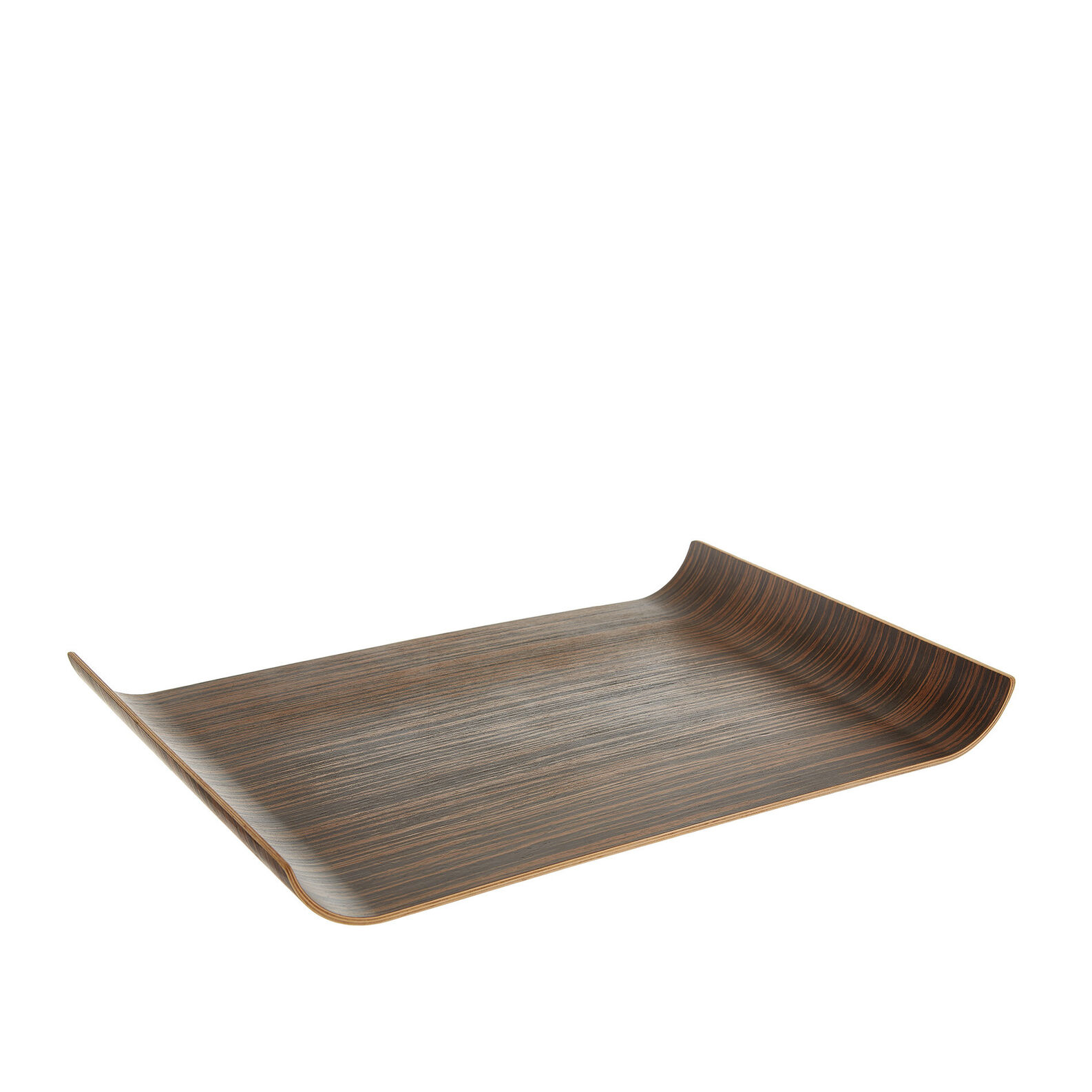 Willow wood charger plate
