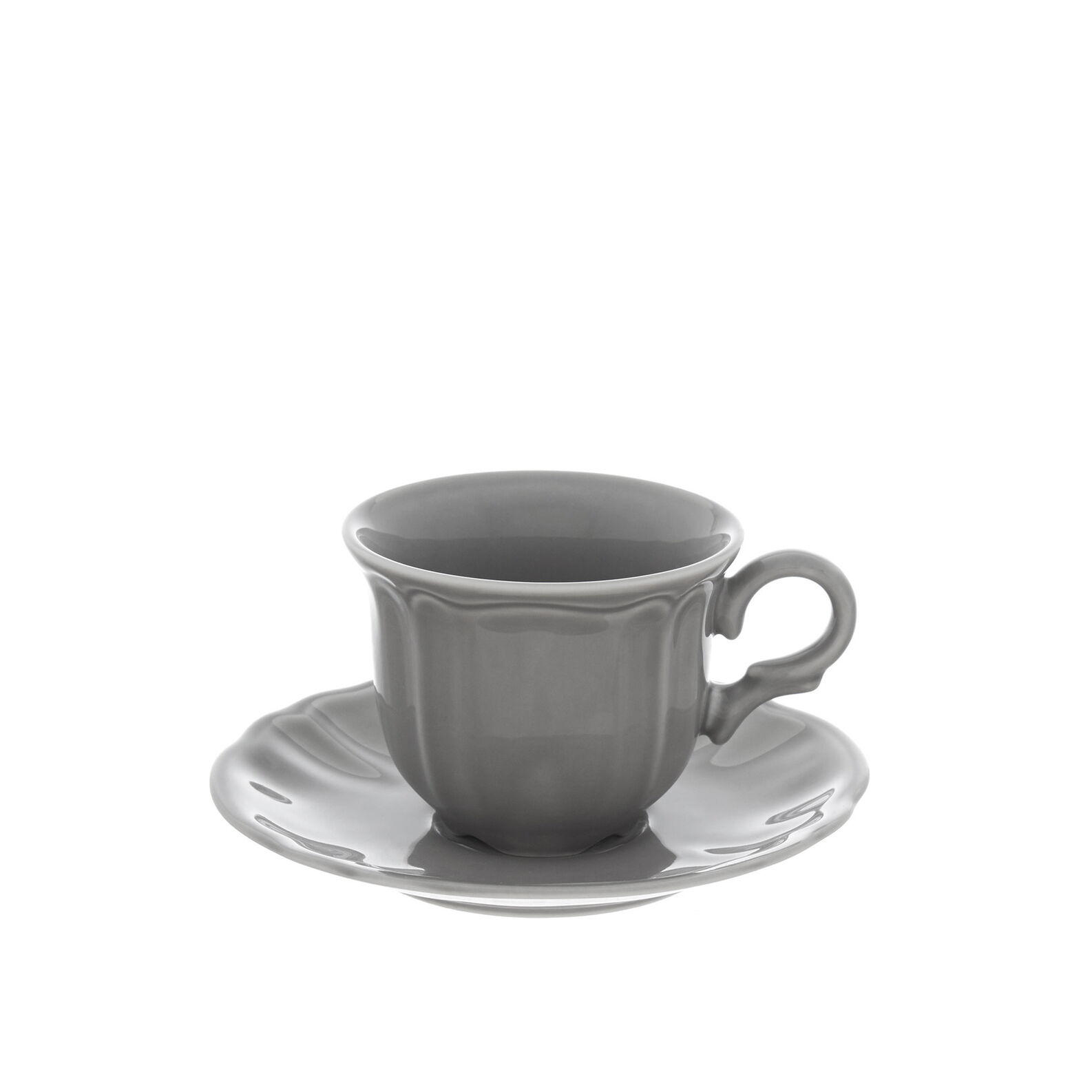Tazza da tè porcellana smaltata Romantic