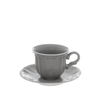 Tazza da tè porcellana smaltata Romantic