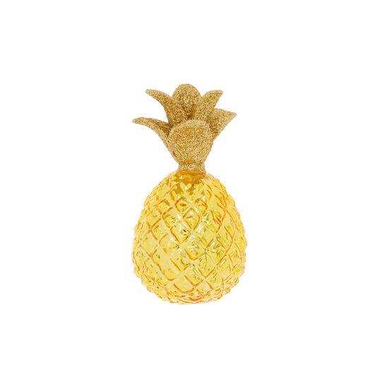 Addobbo ananas decorato a mano