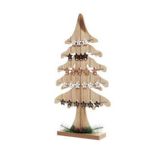 Calendario dell'avvento albero