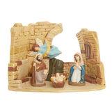 Presepe in terracotta made in Italy