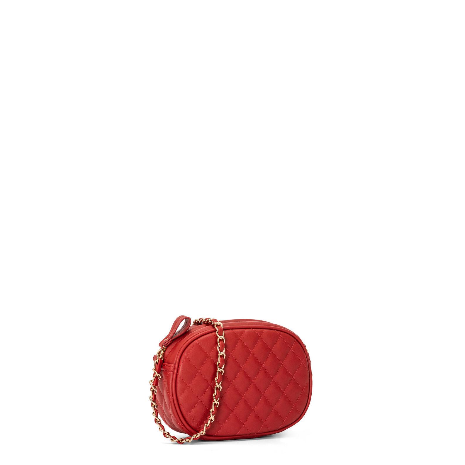Koan quilted-effect shoulder bag