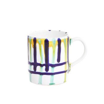 Nicola Fasano Grottaglie ceramic mug