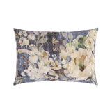 Cushion with botanical print 35x55cm