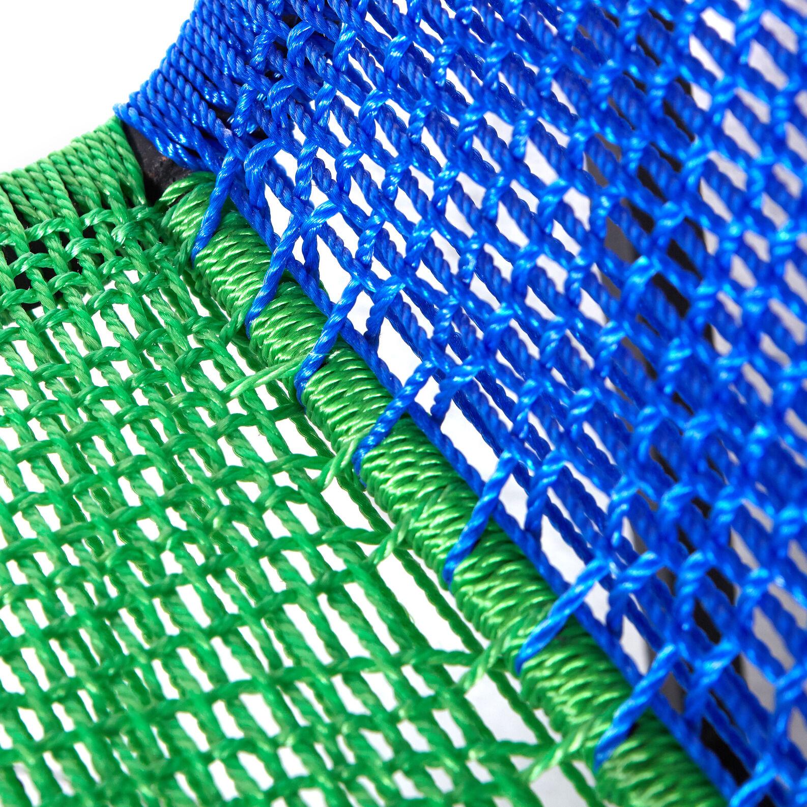 Poltrona Kanto in plastica riciclata Madagascar