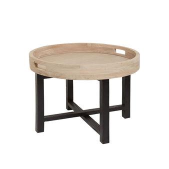 Resort coffee table in teak