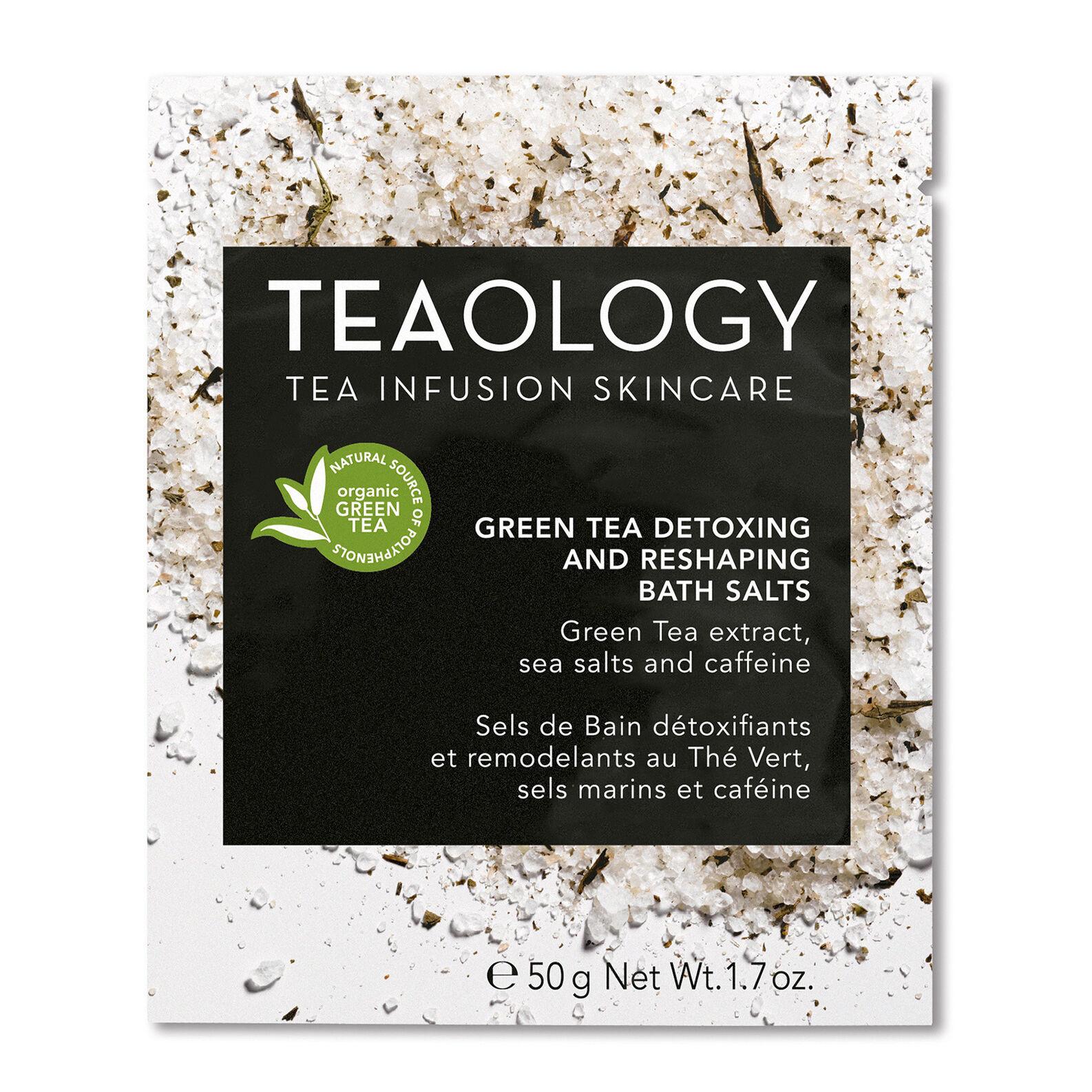 Green Tea Sali da Bagno detossinanti e rimodellanti 50 gr