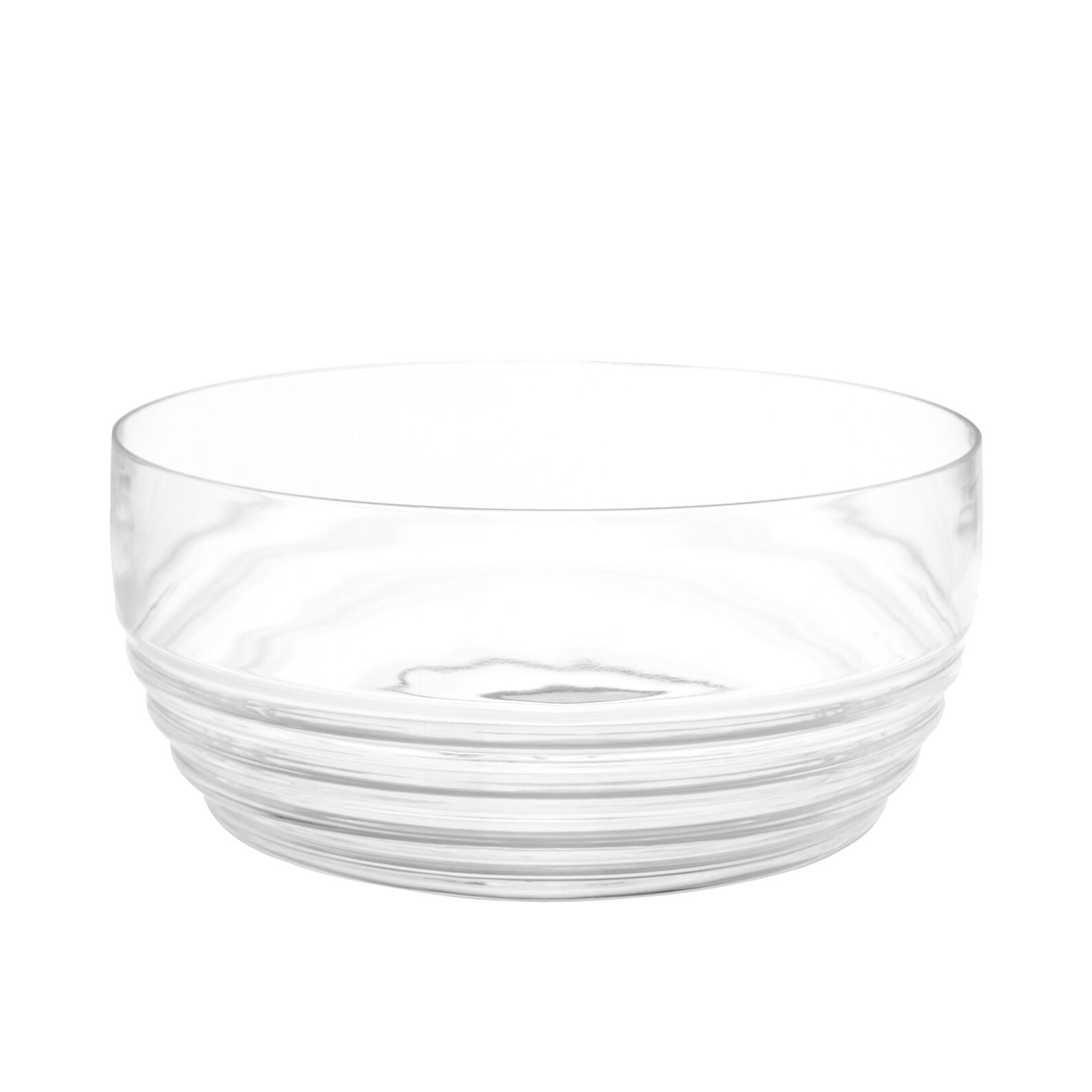 MS plastic salad bowl