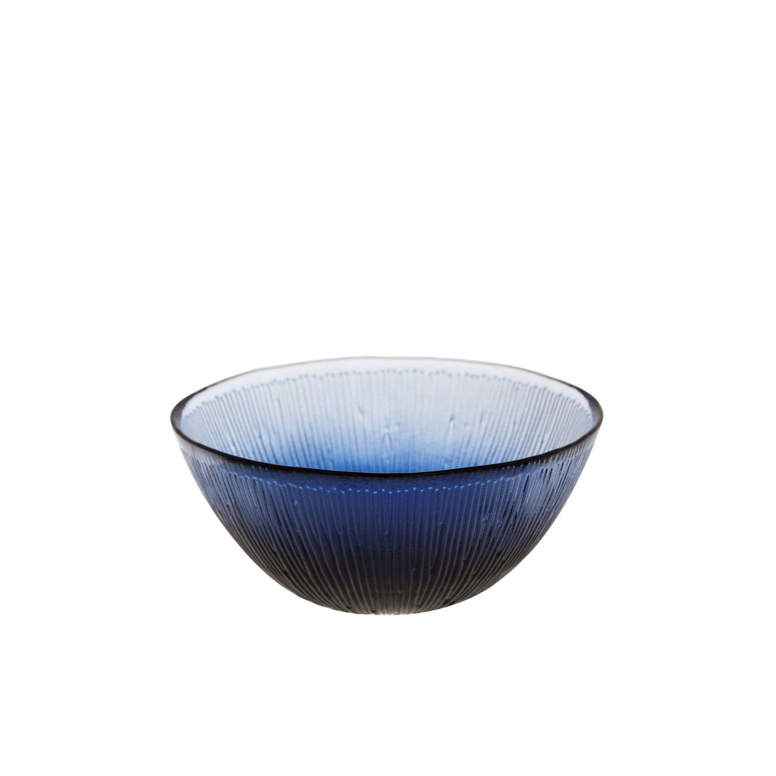 Small coloured glass bowl