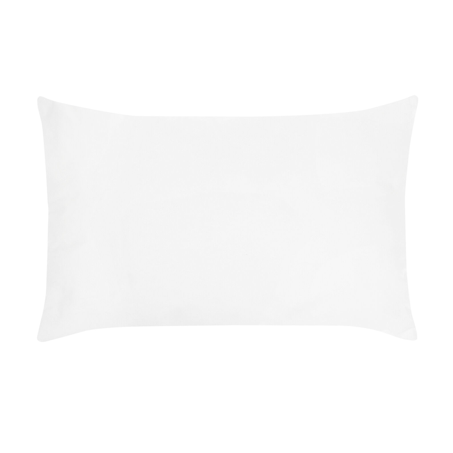 Child's pillow with microsphere padding