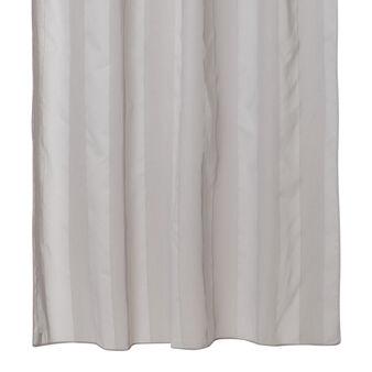Curtain vertical striped