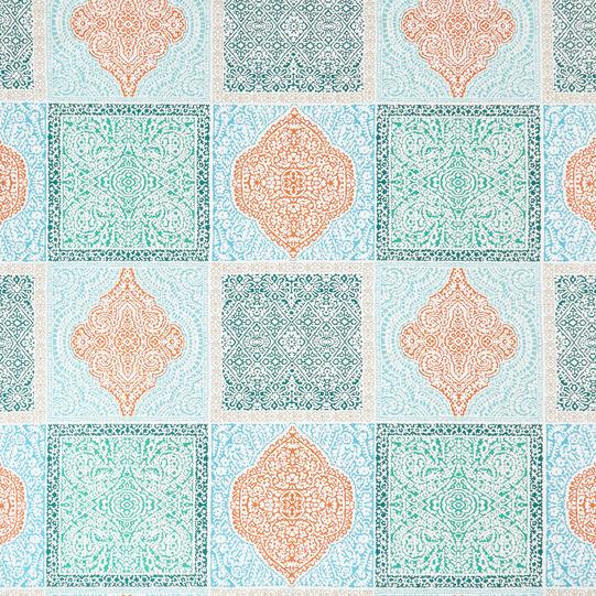 100% cotton ethnic pattern throw
