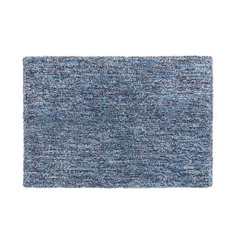100% cotton mélange bath mat