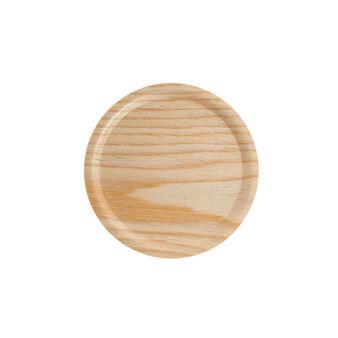 Oak coaster