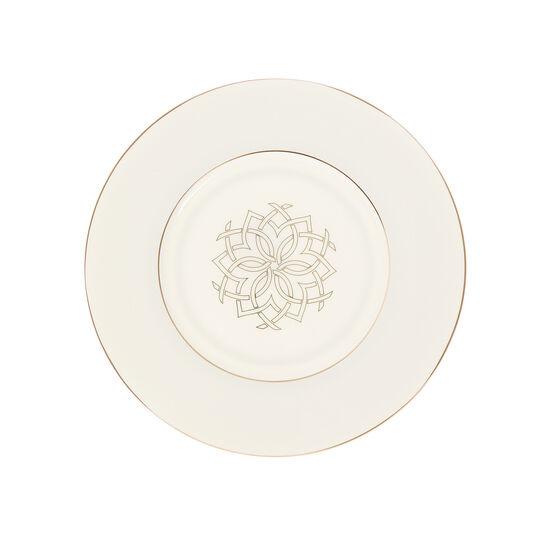 Piatto piano new bone china decoro marocco