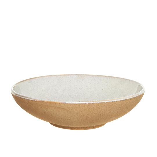Maxi piatto decorativo in ceramica