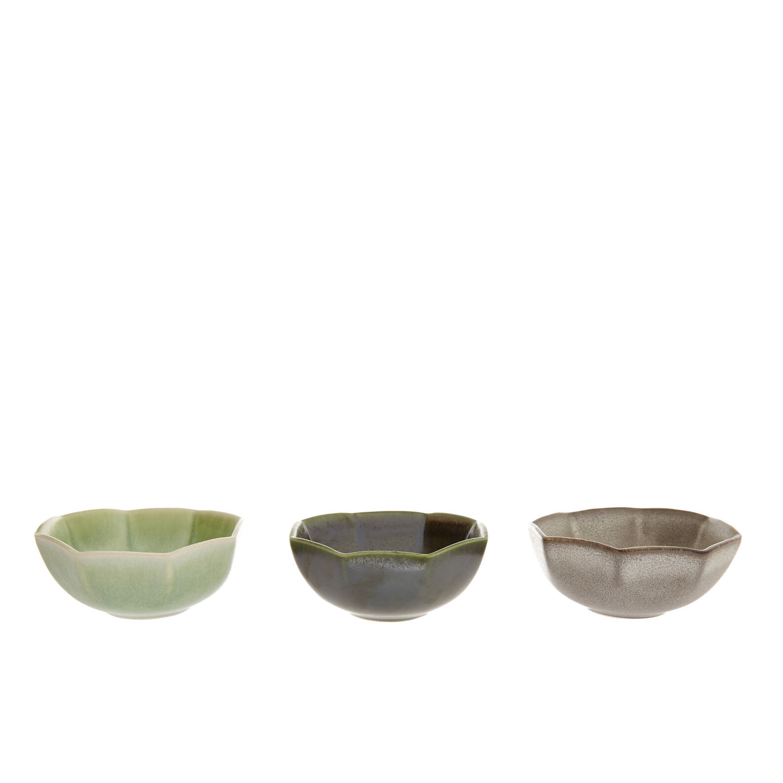 Small Japanese-style ceramic bowl