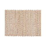 Kitchen mat in woven cotton