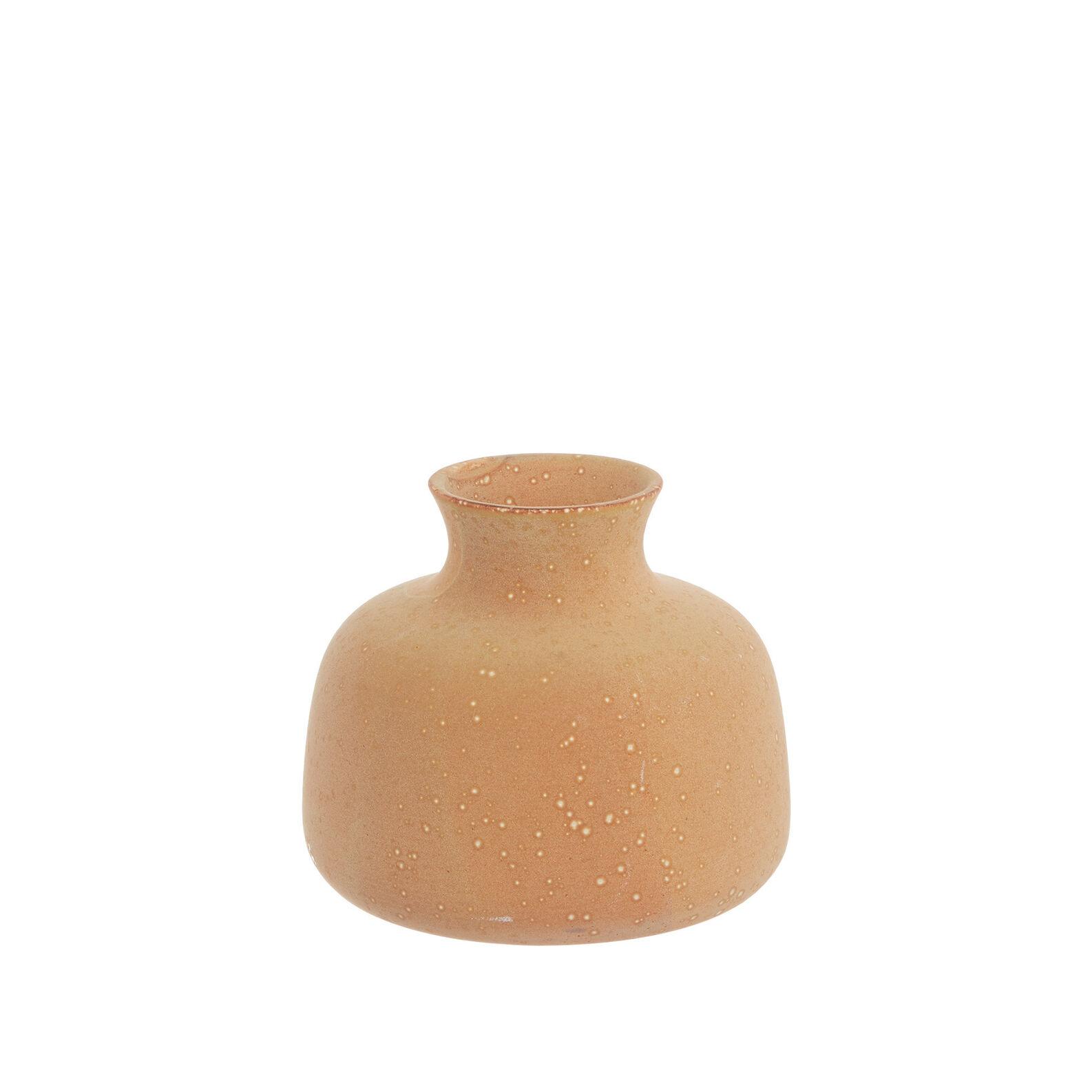 Portuguese terracotta vase