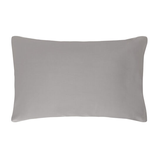 Zefiro 2-pack pillowcases in 100% cotton satin