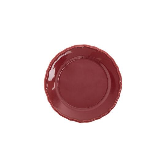 Piatto frutta ceramica smaltata Dona Maria