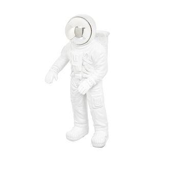 Hand-finished decorative astronaut