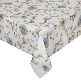100% cotton twill tablecloth with digital print