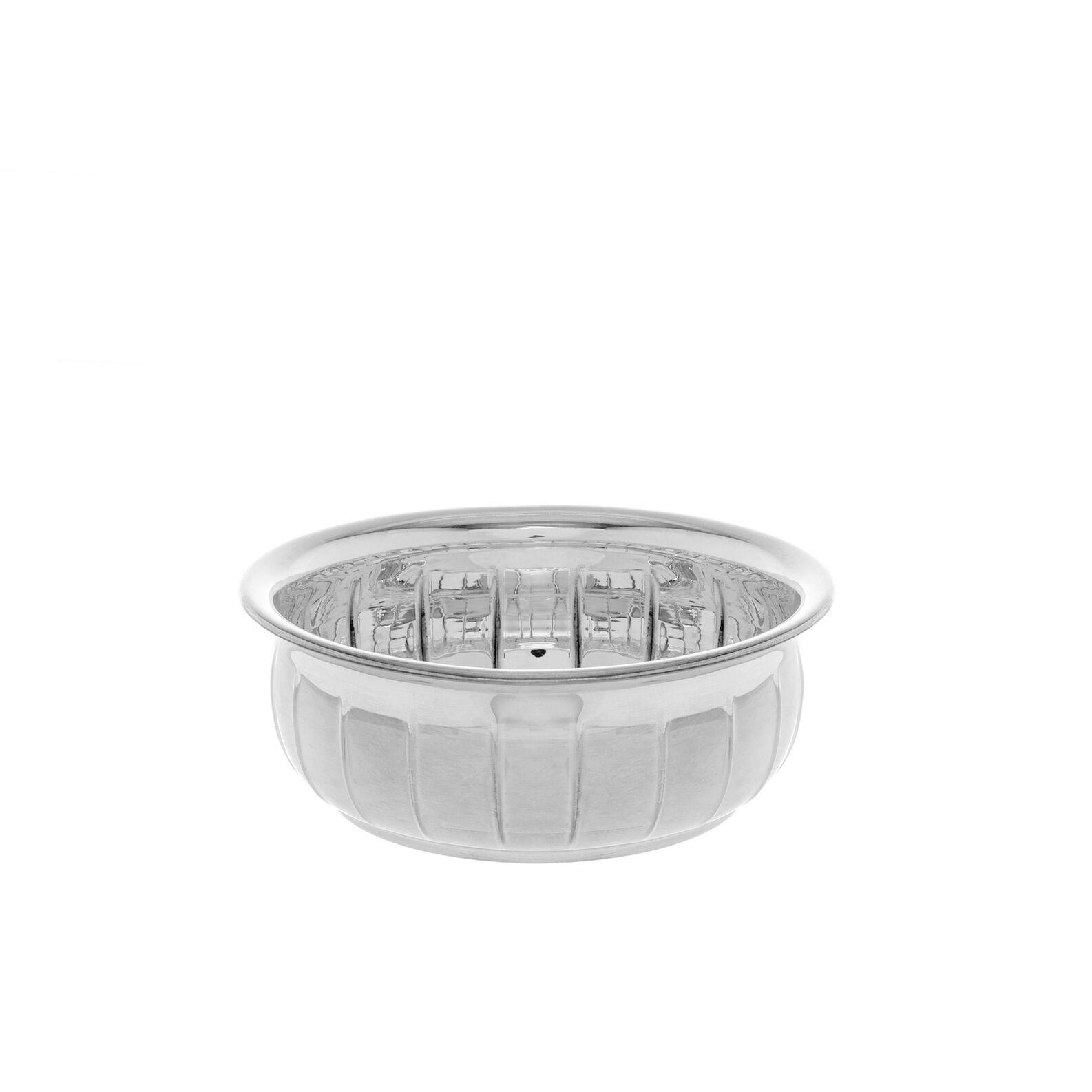 Coppetta silver plated