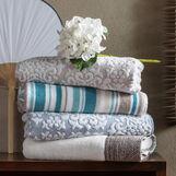 Asciugamano puro cotone motivi etnici