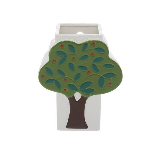 Tree-shaped ceramic humidifier