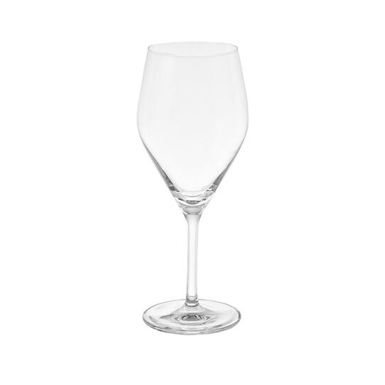 Set of 6 Audience water goblets